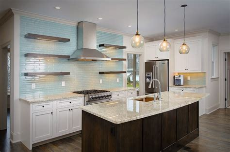 Modern Craftsman Style Custom Home   Craftsman   Kitchen