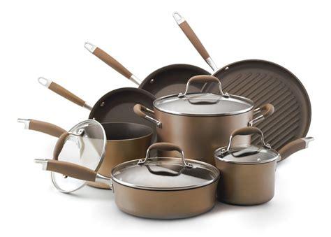 anolon advanced bronze cookware set review worth  money