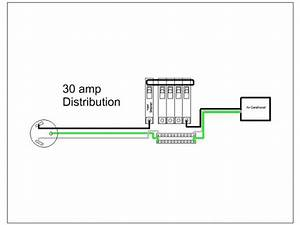 50 Amp 120v Rv Wiring Diagram