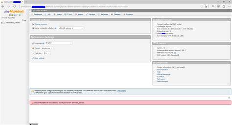 installing phpmyadmin on ajenti v digitalocean