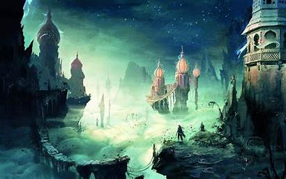 Prince Persia Concept Wallpapers Games Backgrounds Fantasy