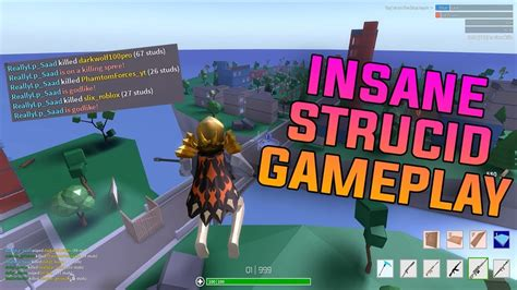 insane strucid gameplay coins codetrickshot