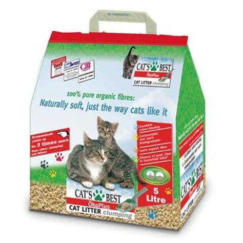 cat s best öko plus katzenstreu cats best katzenstreu g 252 nstig bei zooplus probierpreis 5 l cat s best 214 ko plus katzenstreu