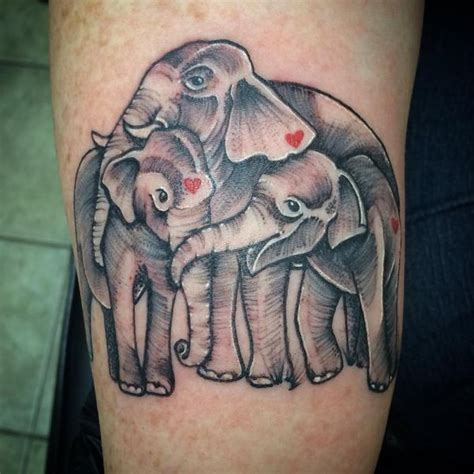 elephant tattoo designs  ideas meaning