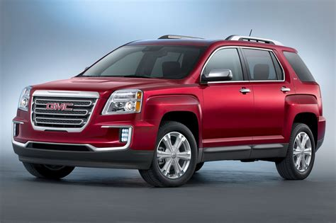 used 2016 gmc terrain for sale pricing features edmunds