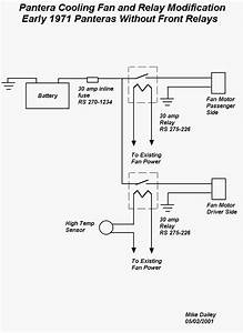 Advice On Wiring Dual Fans