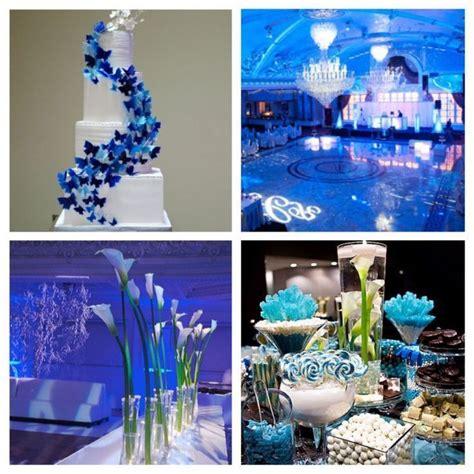 37 fabulous royal blue wedding decorations ideas fashion and wedding