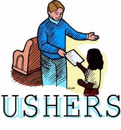 Ushers Ministers Hospitality Church Usher Catholic Ministry