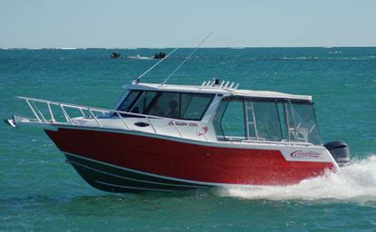Yamaha Boat Motor Dealers Perth by Boat City Reviews Coraline 460 Series Centre Console