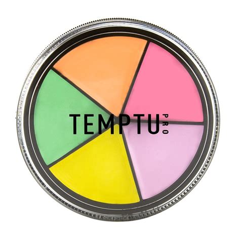 color correction wheel color correcting neutralizer wheel temptu