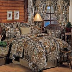 realtree all purpose ap camo comforter set bed in a bag camouflage bedding ebay
