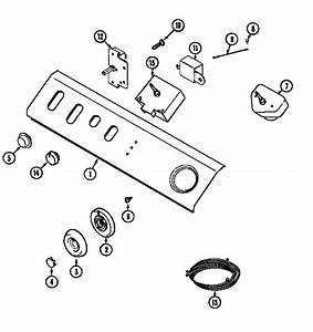 Maytag Maytag Laundry Parts