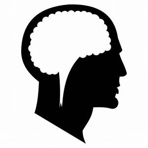 Vector For Free Use Man39s Head Silhouette