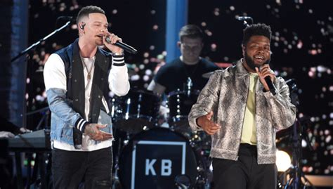 Khalid & Kane Brown's Performance At ACM Awards 2019: Sing ...