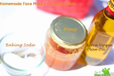 diy homemade face mask  glowing skin top  home remedies