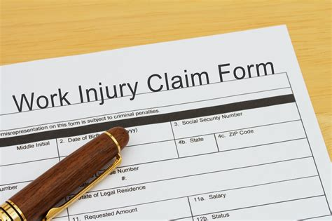 file  workers compensation claim workers