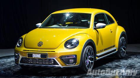 volkswagen beetle dune  tsi launched  malaysia
