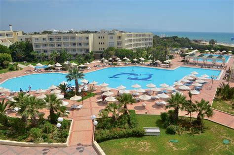 clubhotel riu marco polo hammamet travel guide