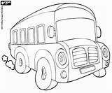 Travelling Bus Road Coloring Travel Pages Oncoloring sketch template