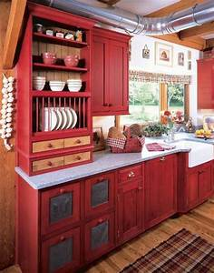 red kitchen cabinet paint colors perfect kitchen cabinet With kitchen colors with white cabinets with kitchen wall art canvas