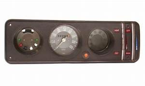 Gauge Cluster Speedometer 1973 Vw Bus Transporter Bay
