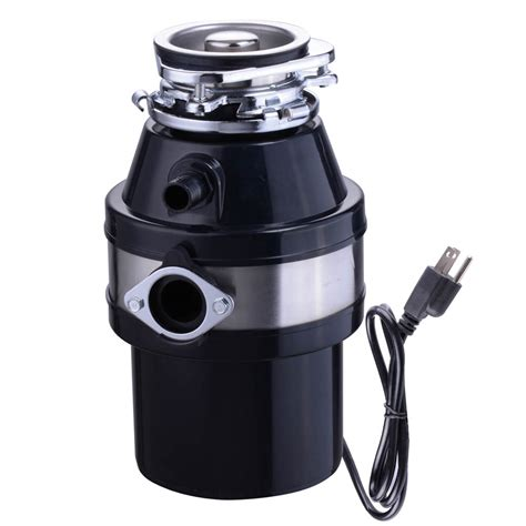 kitchen garbage disposal garbage disposal 3 4hp continuous feed home kitchen food