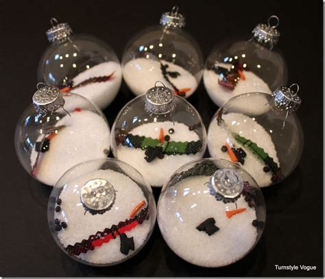decorating with christmas balls 30 creative ideas for decorating and filling clear glass ornaments