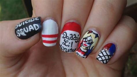Harley Nail Art Designs