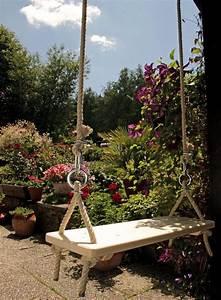 Schaukel Für Balkon : schaukelbrett ca 80 cm breite massivholz ~ Lizthompson.info Haus und Dekorationen