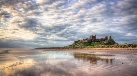 Images Of Cool Images Bamburgh Castle Northumberland Download Hd Wallpapers