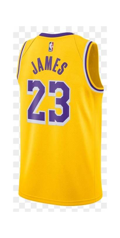 Lakers James Lebron Clipart Svg Jersey Angeles