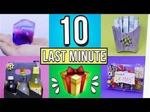 Last Minute Geschenkideen : last minute geschenkideen f r weihnachten wichteln 10 diy geschenke 2018 youtube ~ Orissabook.com Haus und Dekorationen