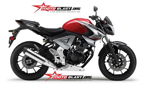 Modifikasi Motor New Megapro 2011 by Modif New Honda Megapro 2014 Lebih Gagah Dan
