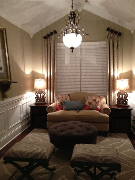 Master Bedroom Sitting Room  Home Decor Pinterest