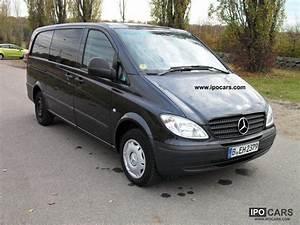 Vito 115 Cdi : 2007 mercedes benz vito 115 cdi long mixto car photo and specs ~ Gottalentnigeria.com Avis de Voitures