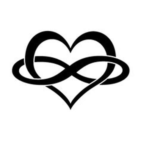 infinity heart tattoo simple infinity heart tattoo
