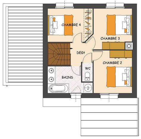 image cuisine moderne construction maison neuve mimosa lamotte maisons