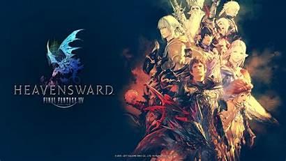 Fantasy Final Xiv Wallpapers Enix Square Bringers