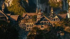 rivendell - The Hobbit: An Unexpected Journey Wallpaper ...