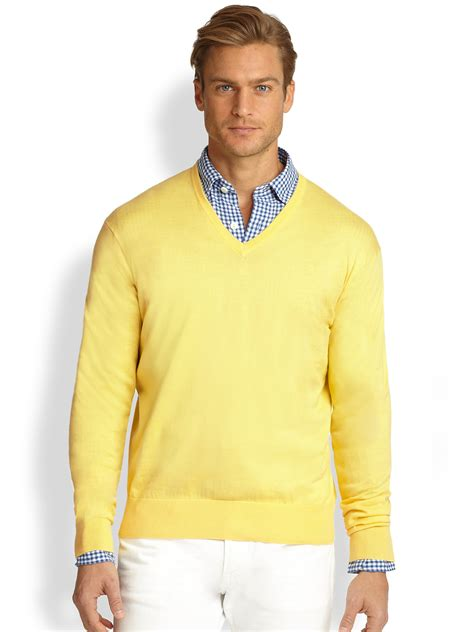 yellow cardigan sweater yellow polo sweater cardigan with buttons