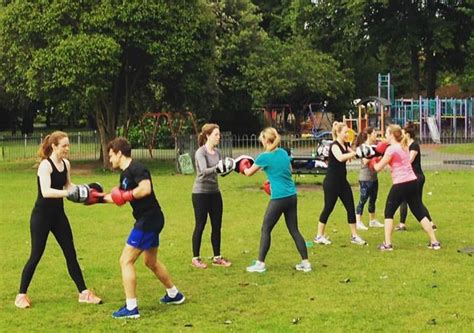 outdoor fitness classes bootcamp class park putney wandsworth