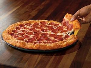 Pizza Hut Debuts Grilled Cheese Crust Pizza | PEOPLE.com