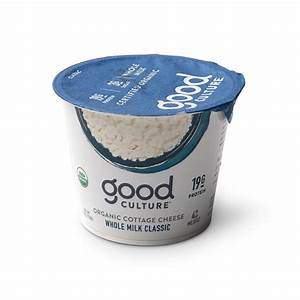 Good Culture Cottage Cheese - Snap Kitchen