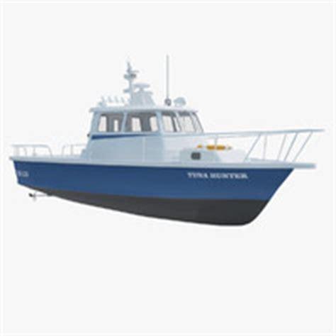 Catamaran Boat Suspension by 3d Nauti Craft Suspension Catamaran Model