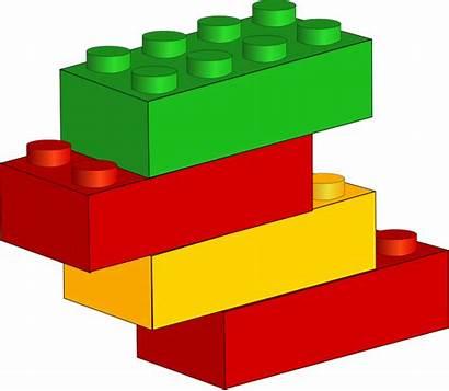 Lego Clip Clipart Borders Toy Batman Christmas