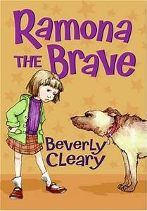 Darlene's Book Nook: BOOK REVIEW: Ramona the Brave