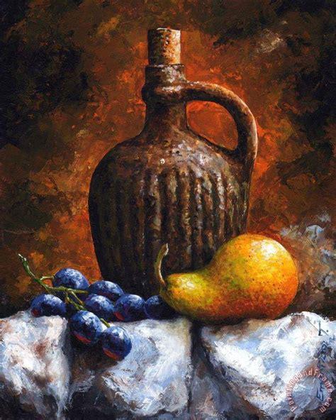 gustav klimt prints emerico toth bottle and fruit ii painting bottle