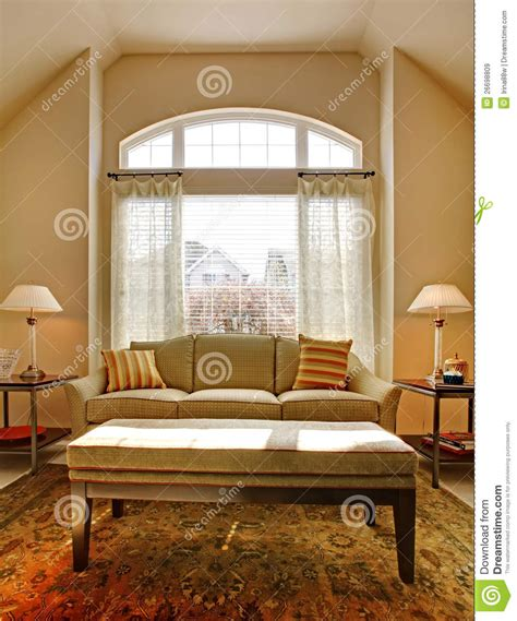 large family floor plans living room with large window and sofa royalty
