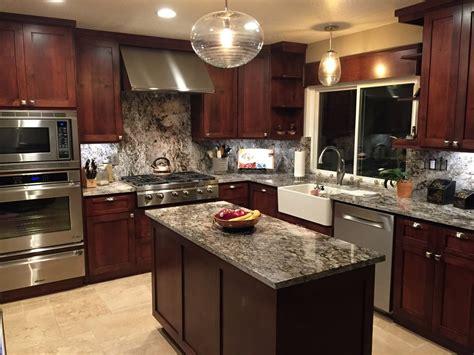 granite countertop kitchen normabudden