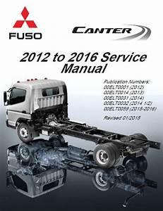 Mitsubishi Fuso Canter 2012